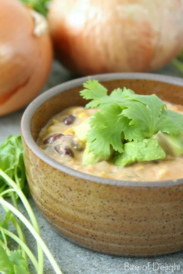 Creamy Chicken Fajita Soup - Page 2 of 2 - Bite Of Delight